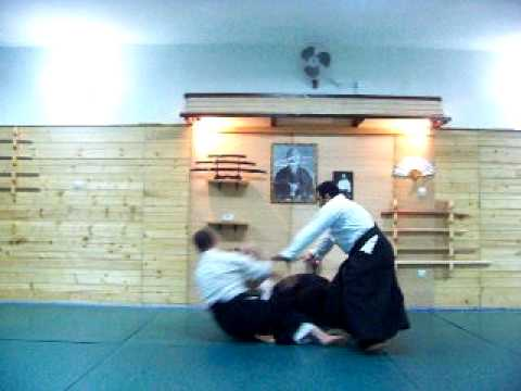 Aikido Iwama Ryu Oran (Ninindori) - SidAhmed Fouatih