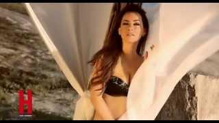 Claudia Lizaldi (Revista H Para Hombres) Abril 2012
