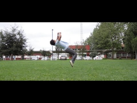Urban Union - Parkour &amp; FreeRunning  2012  [Temuco - Chile]