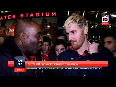 Arsenal 2 Tottenham 0 - We Should Have Scored 5 or 6 says Blondie