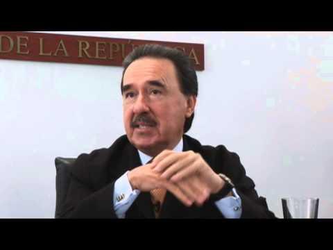 Emilio Gamboa hace revelaciones sobre la muerte de Colosio