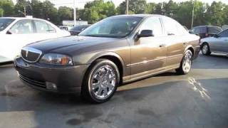 2005 Lincoln LS V8 Start Up, Engine, and In Depth Tour