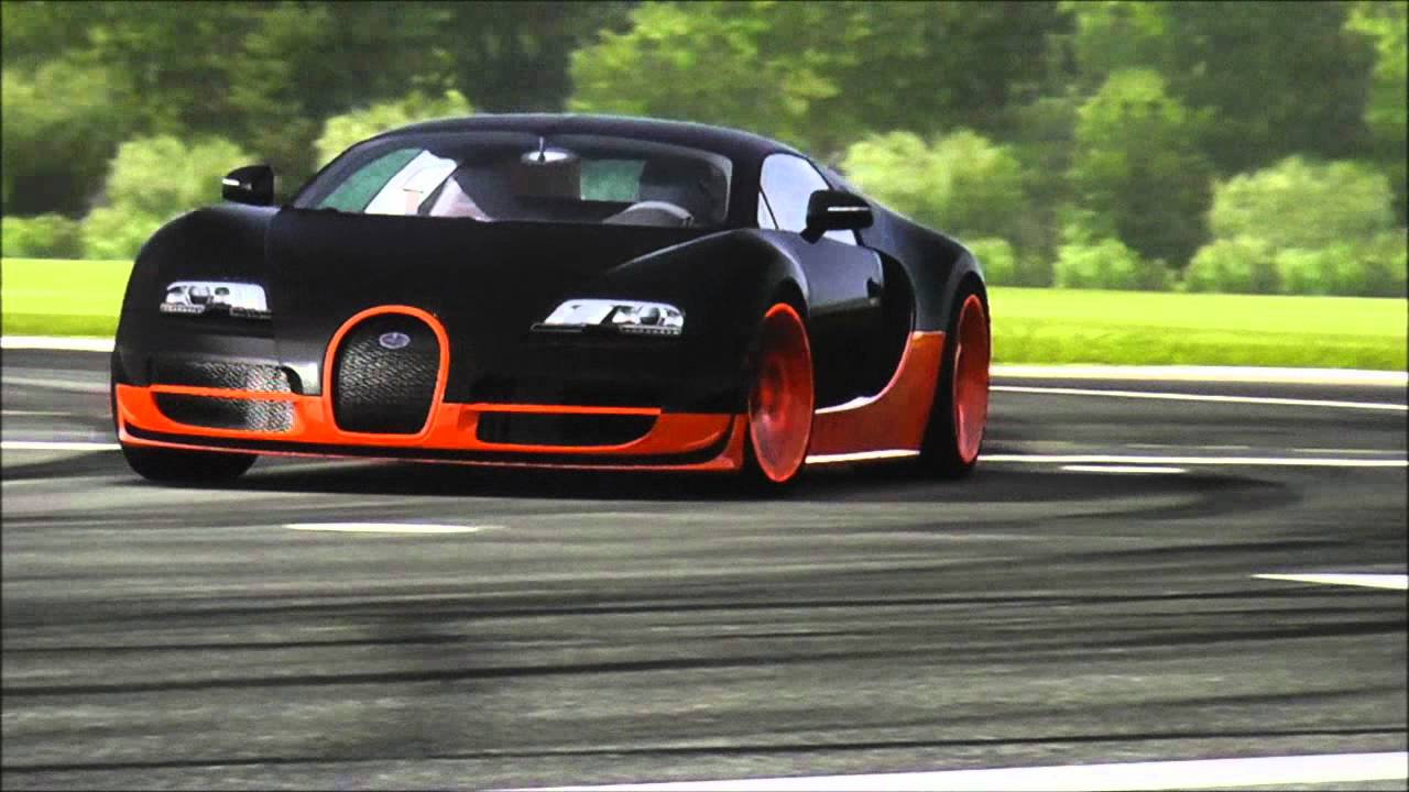 bugatti veyron ss top gear test track youtube. Black Bedroom Furniture Sets. Home Design Ideas
