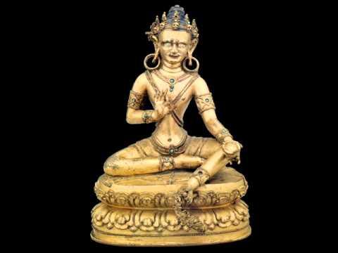 Buddhist Mahamudra doha treasure by Mahasiddha Krsnapa, read by Lama Kunga Choedak