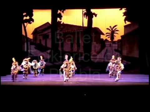Ballet Folklorico de Puebla. Danza de los Negritos