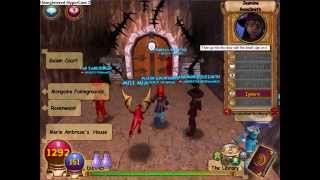 Wizard101 How To Get To The School Of Death