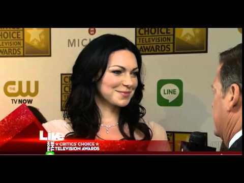 Laura Prepon at the Critics Choice Television Awards