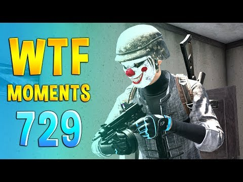 PUBG WTF Funny Daily Moments Highlights Ep 729