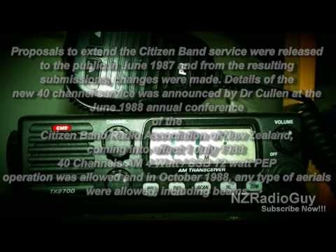 New Zealand CB Radio