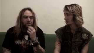 SOULFLY - Savages: Like Father Like Son (OFFICIAL INTERVIEW)