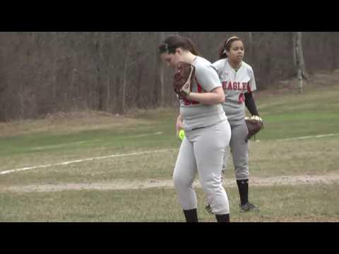 NCCS - Beekmantown Softball 4-19-13