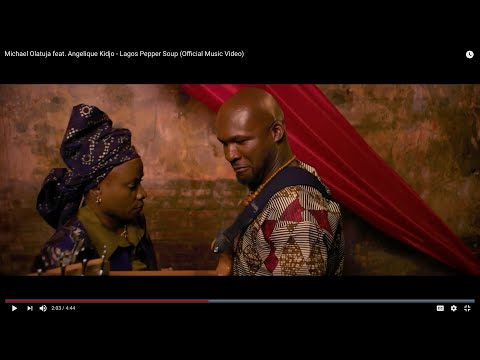 Michael Olatuja feat. Angelique Kidjo - Lagos Pepper Soup (Official Music Video)