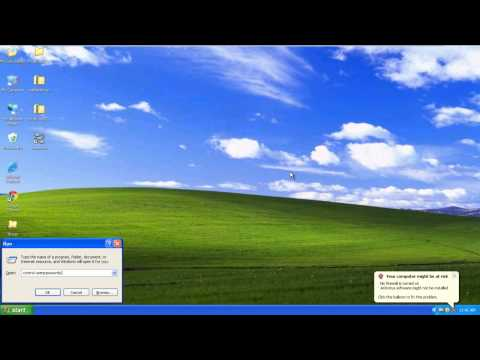 How to Auto Login in Windows XP