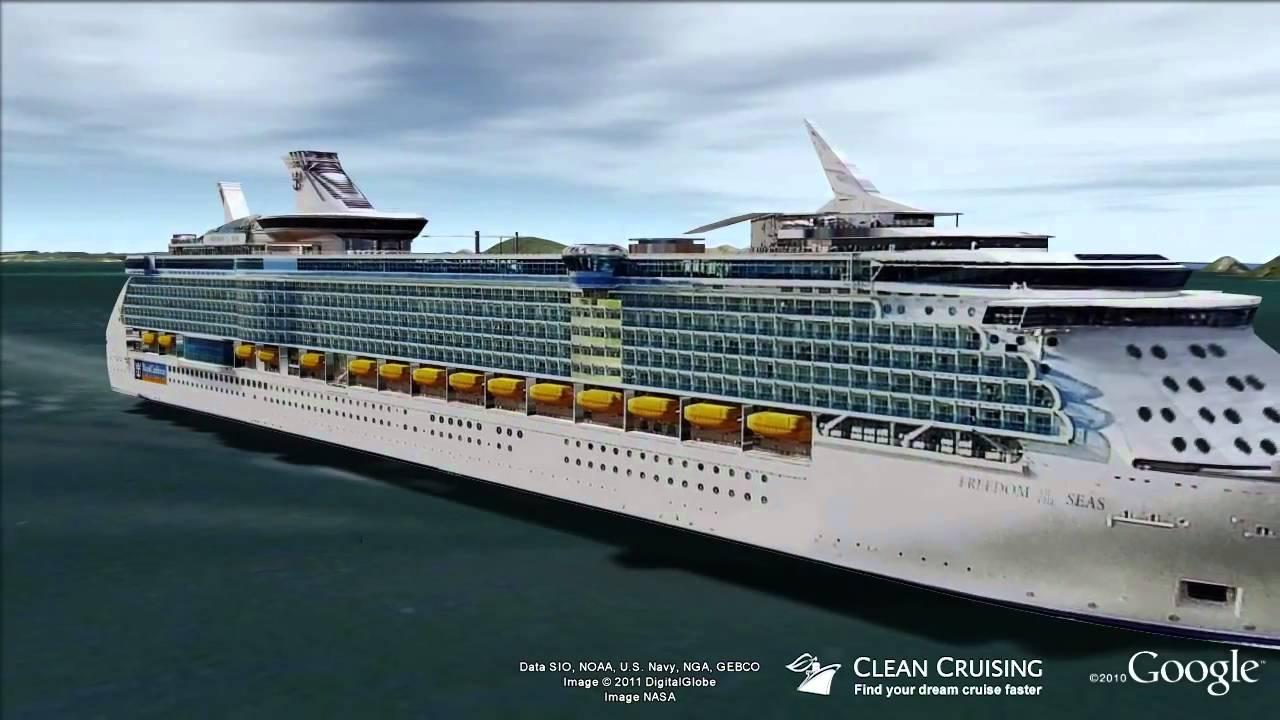 Freedom Of The Seas Virtual Tour