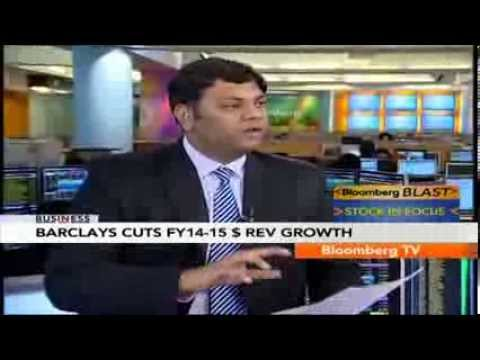 In Business- Infosys Expects Muted Growth In Q4