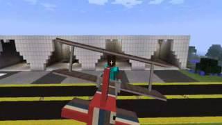 Minecraft-Mods De Aviones, Coches, Armas Y Mas