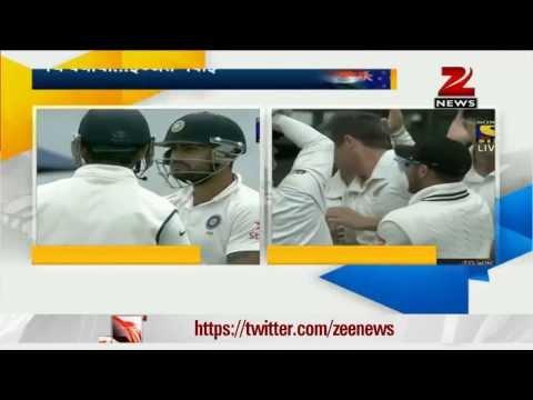 Kohli's ton helps India draw Wellington Test; New Zealand win series 1-0