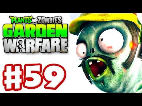 Plants vs. Zombies: Garden Warfare - Gameplay Walkthrough Part 59 - Gardens & Graveyards (Xbox One)