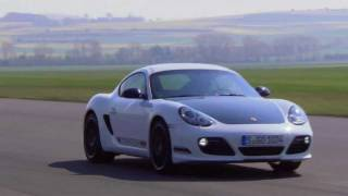 Einzeltest Porsche Cayman R videos
