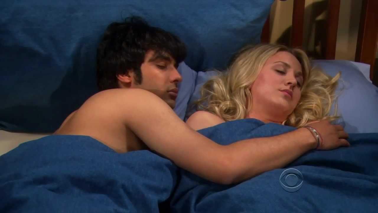 The Big Bang Theory - Season Finale - Rajesh and Penny
