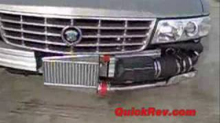"""Cadillac STS """"Let*s dance"""" Commercial videos"""