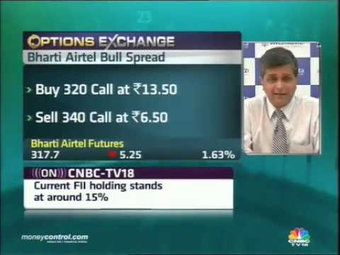 Buy Bharti Airtel 320 Call, sell 340 Call: Subramanyam