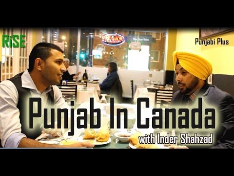 Punjab in Canada with Inder Shahzad