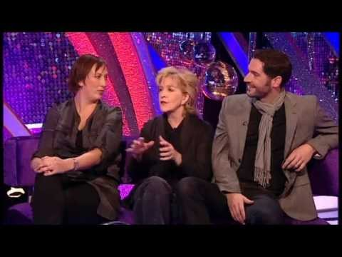 Miranda Hart, Patricia Hodge and Tom Ellis on Strictly Come Dancing: It Takes Two