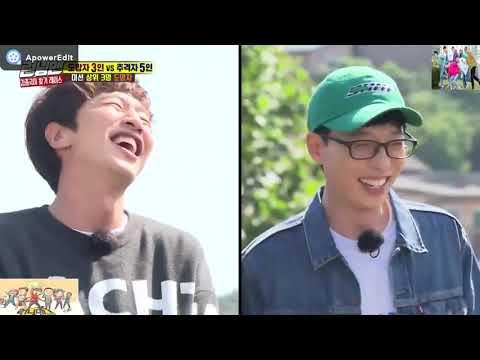 [Running man] - Lee Kwang Soo bị MC YOO cà khịa khi đang phát biểu