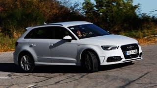 Audi A3 Sportback 2013 inceleme