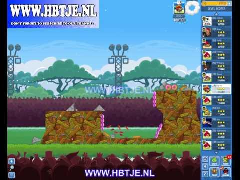 Angry Birds Friends Tournament Week 95 Level 6 high score 144k (tournament 6)