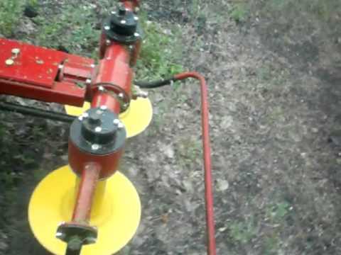 Косилка роторная «Мотор Січ КРН-2С»