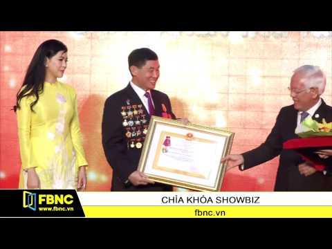 FBNC - Tập đoàn IPP đón nhận Huân chương Lao động hạng ba