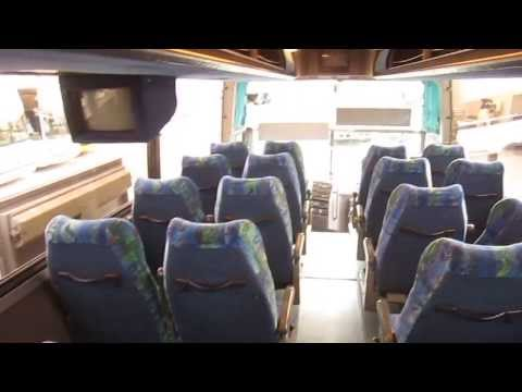 Used Highway Coach - 1999 Van Hool T2145 57 Passengers And Room For Their Luggage C43278