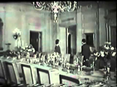 Jackie Kennedy White House Tour Transcript