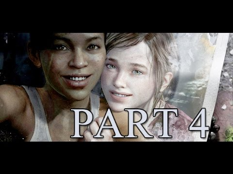 The Last of Us Left Behind DLC First Time Playthrough With Commentary Part 4