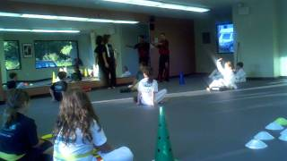 Creative Martial Arts Games For Kids