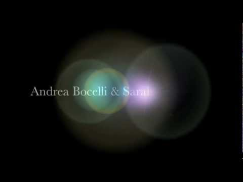 Con Te Partirò - Time To Say Goodbye - LYRICS - Sarah Brightman & Andrea Bocelli