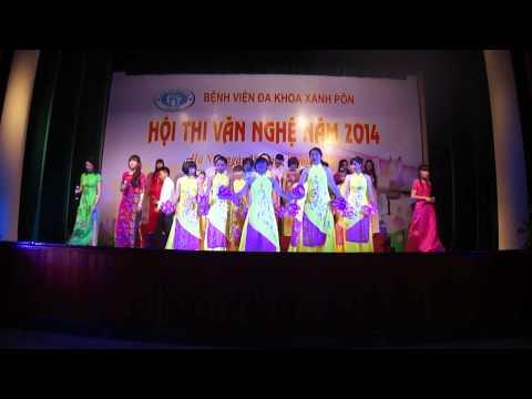Giải đặc biệt - Việt Nam Gấm Hoa - Biên Đạo Múa THU TRANG