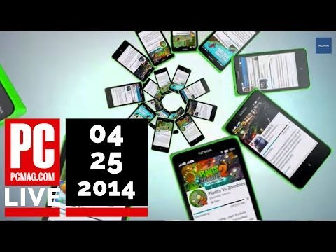 PCMag Live 04/25/14: Microsoft Mobile Oy & Putin Calls Internet 'CIA Project'