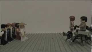 "Lego Ninjago Rebooted ""PILOT"" Episode 1 Borg Industries"