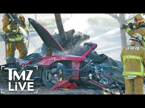 Paul Walker Death: Porsche Scores Huge Victory In Wrongful Death Case (TMZ Live)