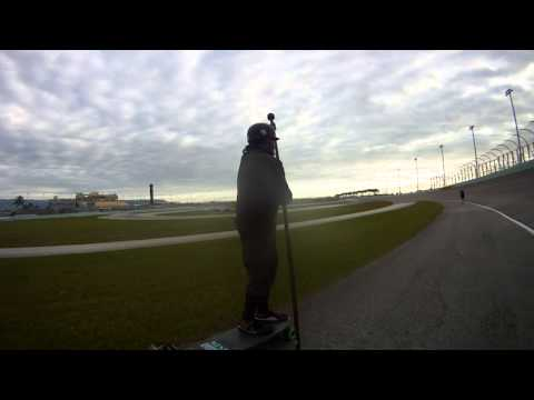 West SSUP™ Street SUP (Stand Up Paddle) Miami Ultraskate Part 3