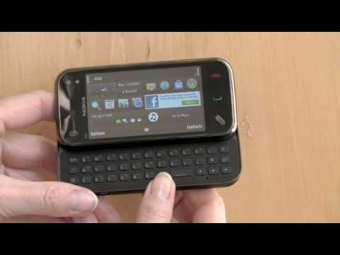 Nokia N97 Mini Video Review