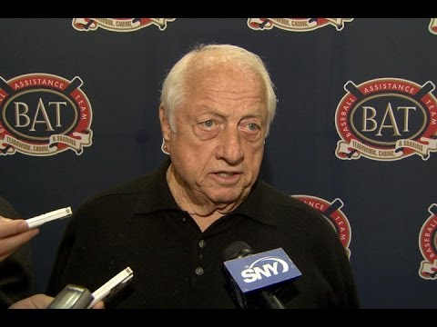 Tommy Lasorda sounds off on A-Rod