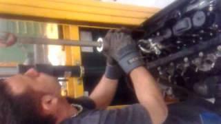 Ремонт впрыска на двигателе BMW M57D30
