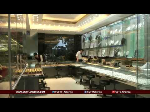 Hongkong's retail sales crunch