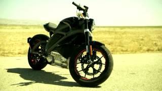 J� pensou em uma leg�tima Harley-Davidson sem o ronco do motor?