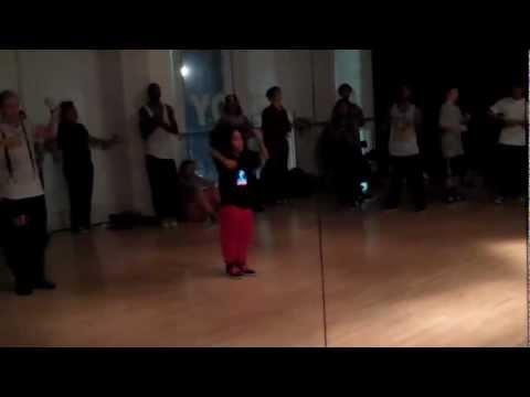 Charlize Glass dancing to Justin Bieber Drummer Boy (Dejan Tubic & Zack Venegas Choreography )