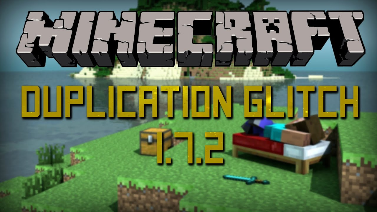 [1 7 2] Minecraft Flower Pot Duplication Glitch Soup Farm Wood Farm and